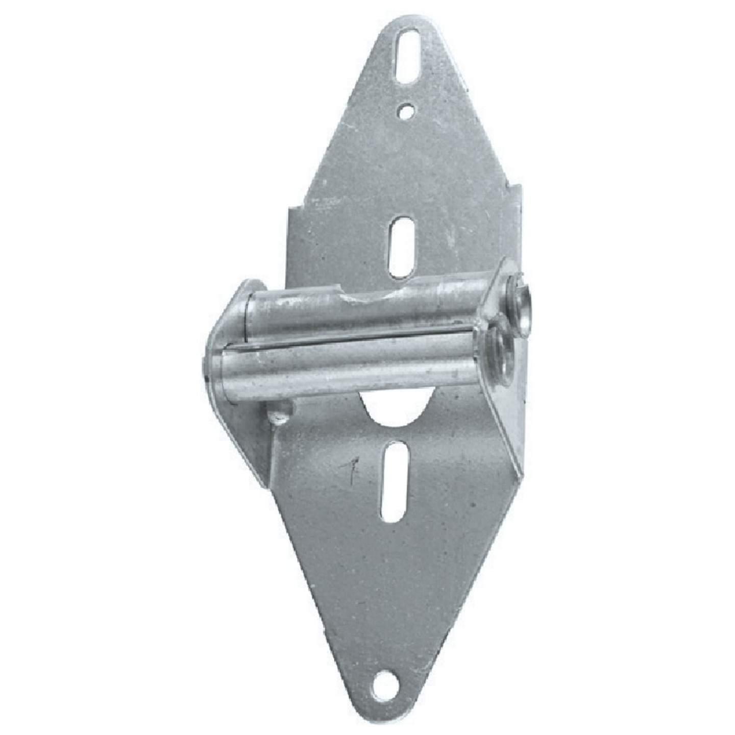 National #3 14 Ga. Galvanized Steel Garage Door Hinge Image 3