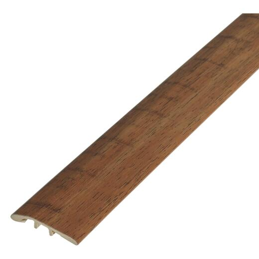 Shaw Paragon Tile Plus Brush Oak 1-3/4 In. x 72 In. Multipurpose Reducer Floor Transition