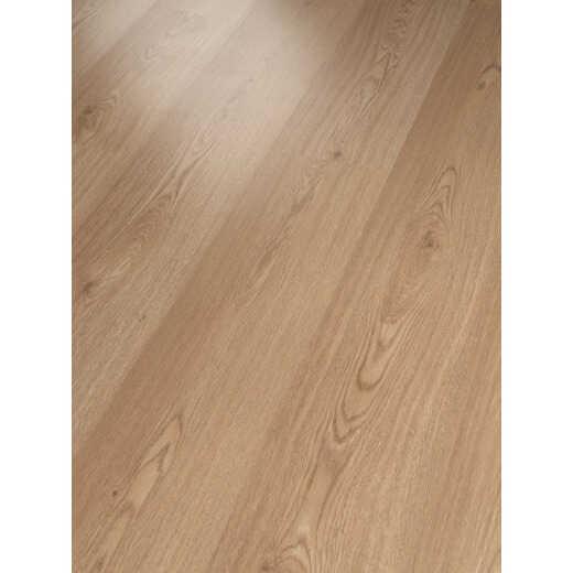 Shaw VersaLock Laminate Cadence Natural Oak 7.5 In. x 54.45 In. Laminate Flooring