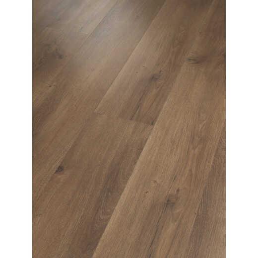 Shaw VersaLock Laminate Cadence Expressive Brown 7.5 In. x 54.45 In. Laminate Flooring