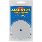 Master Magnetics 3-3/16 in. 95 Lb. Magnetic Base Image 2