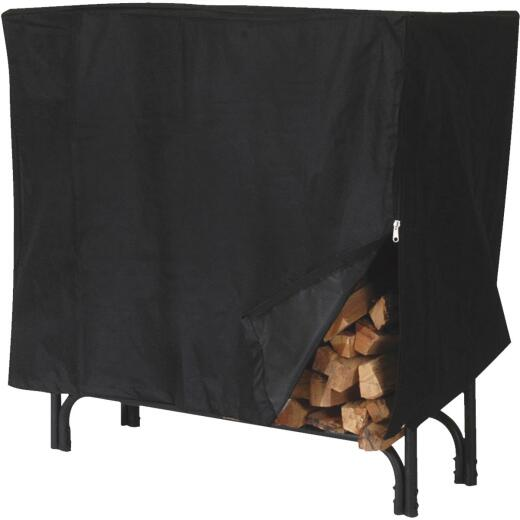 Shelter Medium Deluxe Log Rack Cover, 48 In. L