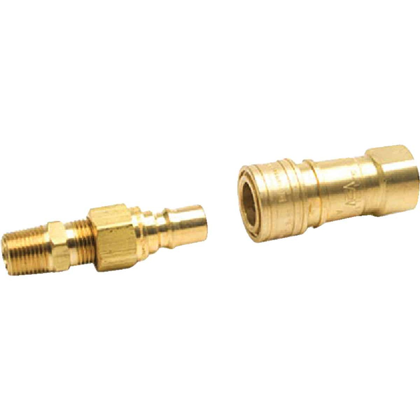 MR. HEATER 3/8 In. Brass Gas Connector Image 1