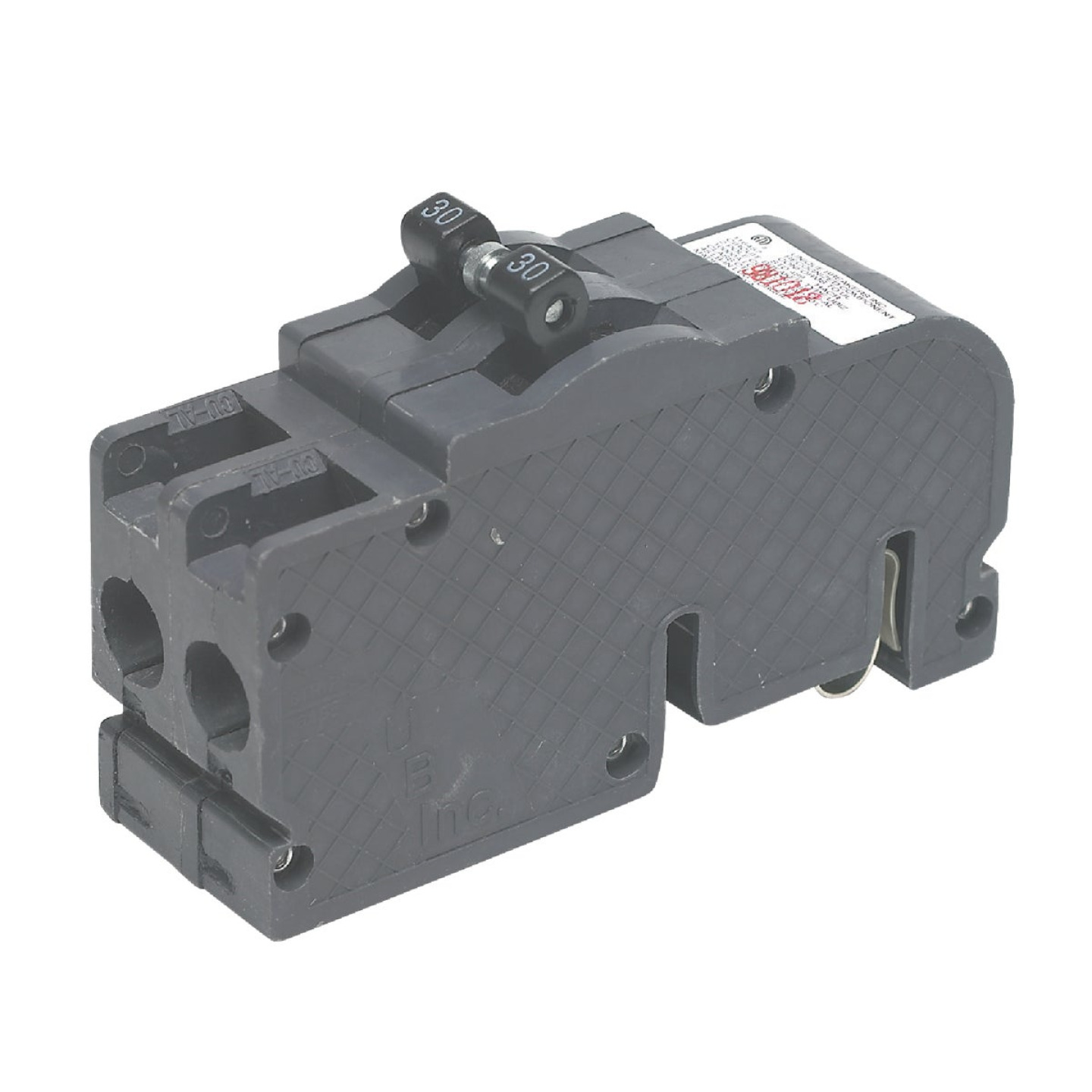 Connecticut Electric 50A Double-Pole Standard Trip Packaged Replacement Circuit Breaker For Zinsco Image 1
