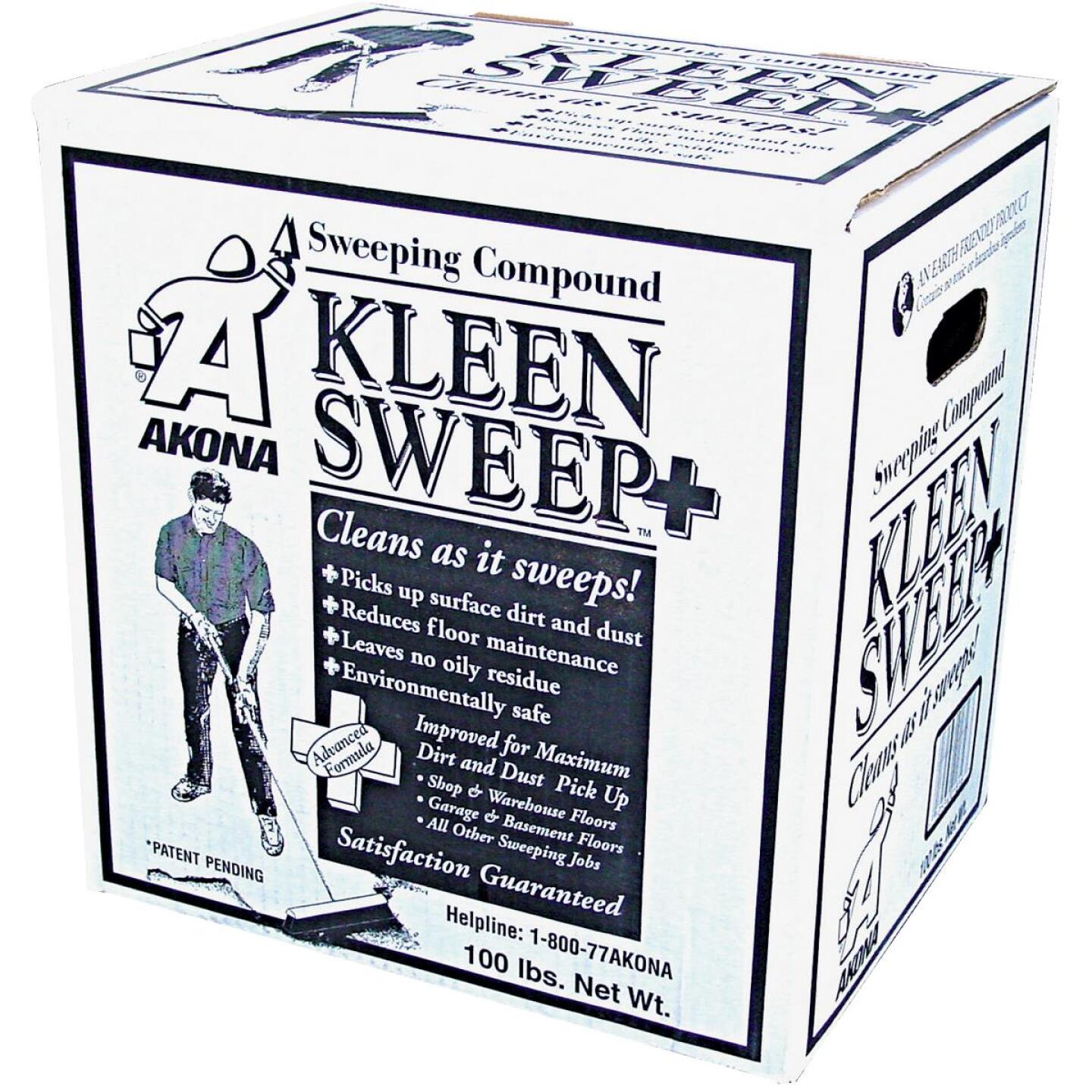 Kleen Sweep 100 Lb. Sweeping Compound Image 1