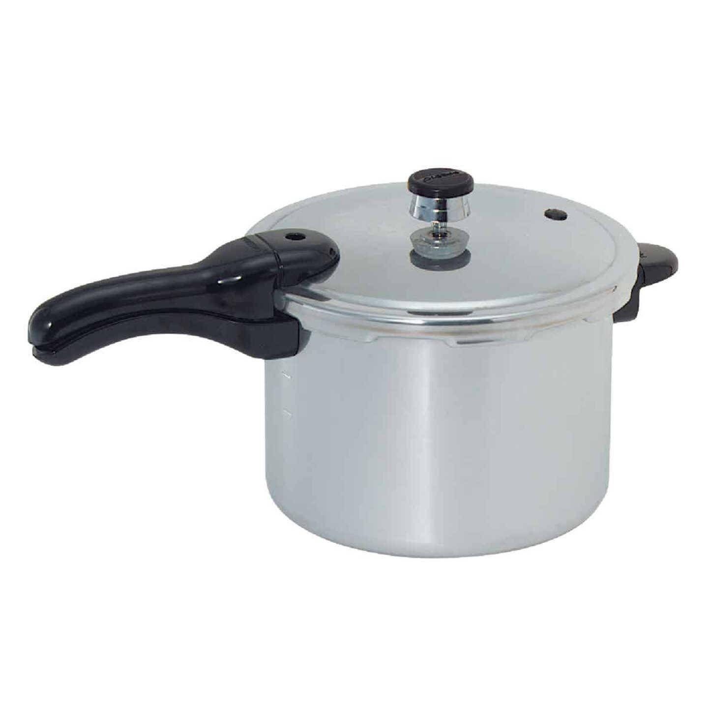 Presto 6 Qt. Aluminum Pressure Cooker Image 1