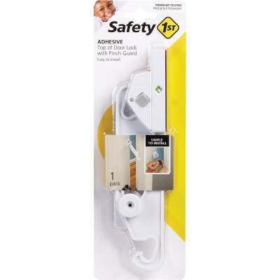 Safety 1st No Drill Top of Door Lock